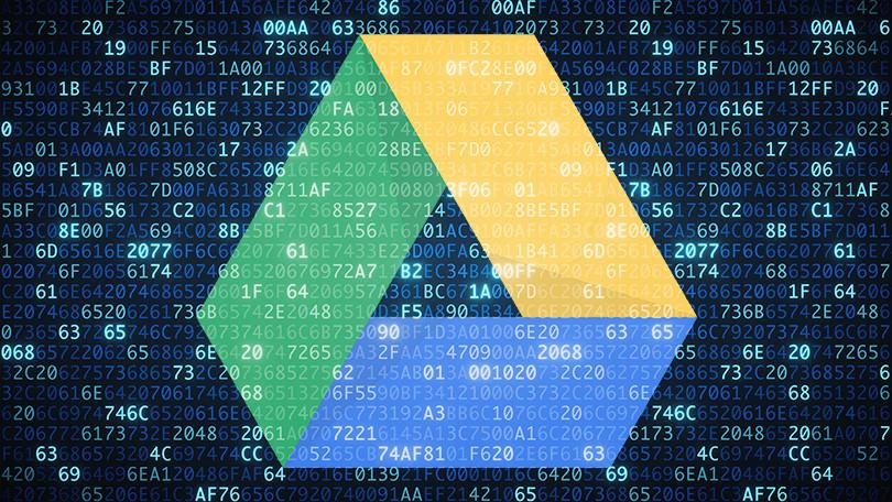 Как зашифровать документ, хранящийся на Google Диске