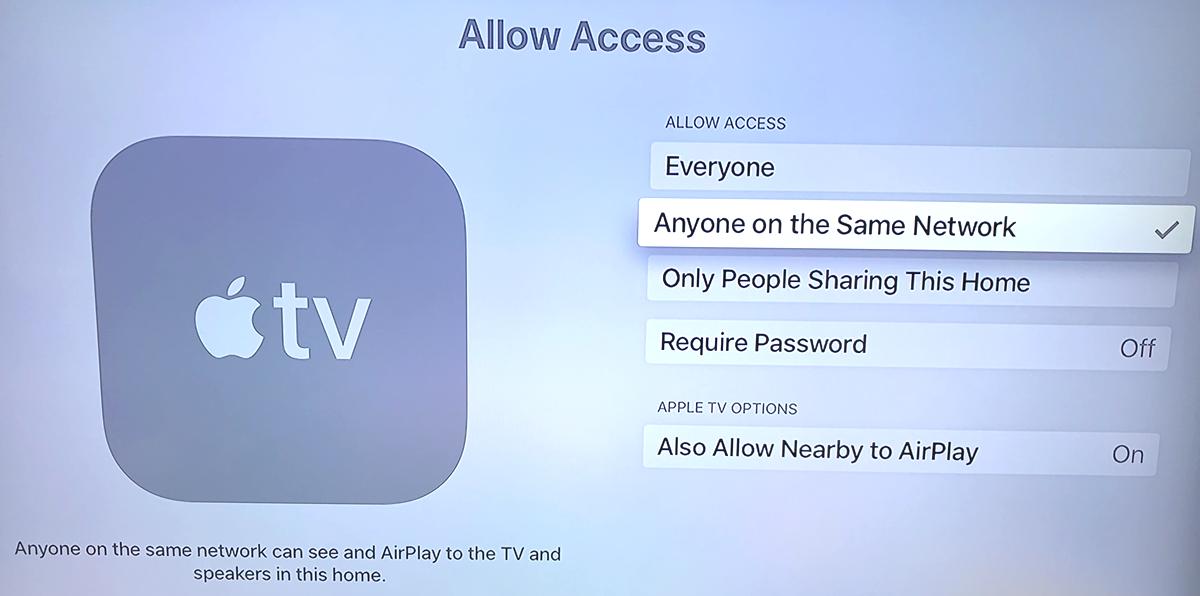 Как использовать AirPlay для потоковой передачи содержимого на Apple ТВ